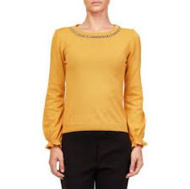 Boutique Moschino Lurex Sweater at Italist