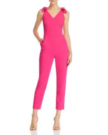 Bow Detail Jumpsuit by Aqua at Bloomingdales