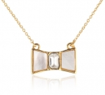 Bow necklace by Kate Spade at Amazon