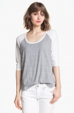Boxy baseball tee by James Perse at Nordstrom