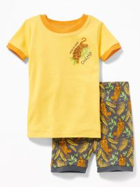 Boys Hide n Seek Champ Tiger Sleep Set at Old Navy