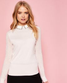 Braydey Sweater at Ted Baker
