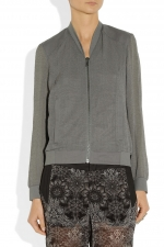 Breeze bomber jacket by Helmut Lang at Net A Porter