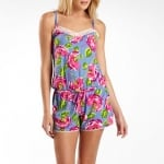 Brittanys romper from JCPenny at JC Penney