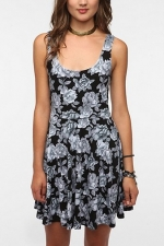 Britta's floral dress at Urban Outfitters at Urban Outfitters