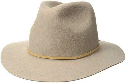 Brixton Men s Wesley Fedora Hat at Amazon