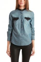 Bromley Shirt by IRO at Blue & Cream