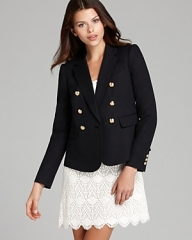 Brooke blazer by Juicy Couture at Bloomingdales