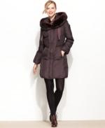 Brown puffer jacket like Janes at Macys