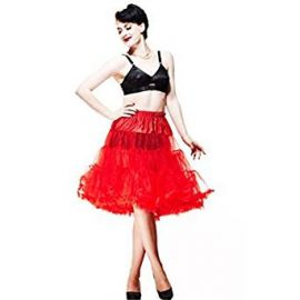 Buenos Ninos Women Soft Mid Tulle Sexy Pettiskirt for Party at Amazon