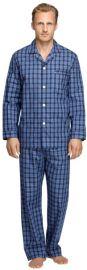 Buffalo Check Pajamas at Brooks Brothers