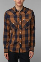 Buffalo Plaid Shirt by Salt Valley at Urban Outfitters