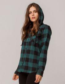 Buffalo flannel shirt at Tillys