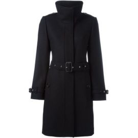 Burberry Gibbsmoore Funnel Collar Trench Coat   Nordstrom at Nordstrom