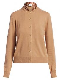 Burberry - Cashmere Cardigan at Saks Fifth Avenue