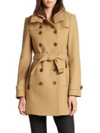 Burberry - Daylesmoores Coat at Saks Fifth Avenue
