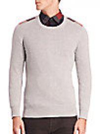Burberry - Jarvis Crewneck Sweater at Saks Fifth Avenue