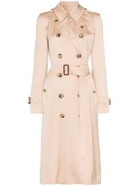 Burberry Boscastle double-breasted Trench Coat - Farfetch at Farfetch
