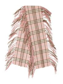 Burberry Cashmere Happy Scarf at The Real Real