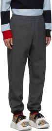 Burberry Jogger Lounge Pants at SSENSE