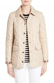 Burberry Westbridge Quilted Jacket at Nordstrom