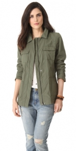 Burton jacket by Joie at Shopbop