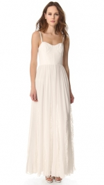 Bustier gown by Alice and Olivia at Shopbop