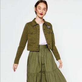 Butterflies Jacket at Zara