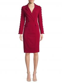 Button Suit Dress at Lord and Taylor