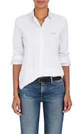 Button-up \'Bad Girl\' shirt by Maison Labiche at Barneys