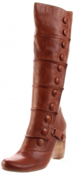 Button up wedge boots like Spencers at Amazon