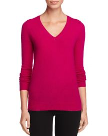C By Bloomingdale  39 s Cashmere V-Neck Sweater at Bloomingdales