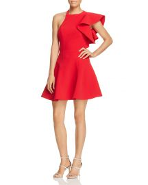 C MEO Collective Heart Commands Dress red at Bloomingdales