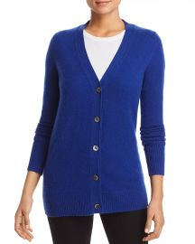 C by Bloomingdale  x27 s Cashmere Grandfather Cardigan - 100  Exclusive  Women - Bloomingdale s at Bloomingdales