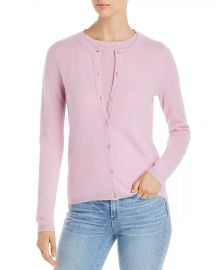 C by Bloomingdale  x27 s Crewneck Cashmere Cardigan - 100  Exclusive  Women - Bloomingdale s at Bloomingdales