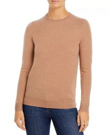 C by Bloomingdale  x27 s Crewneck Cashmere Sweater - 100  Exclusive  Women - Bloomingdale s at Bloomingdales