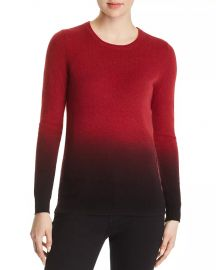 C by Bloomingdale  x27 s Dip-Dye Cashmere Crewneck Sweater - 100  Exclusive  Women - Bloomingdale s at Bloomingdales