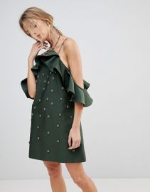 C/Meo Collective Assemble Embellished Dress at ASOS
