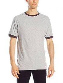 C-Life Group Men s Ringer Tee at Amazon
