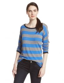 C and C California Striped Sweater at Amazon
