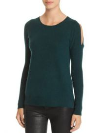 C by Bloomingdale  x27 s Cold-Shoulder Cashmere Sweater - 100  Exclusive  Women - Bloomingdale s at Bloomingdales