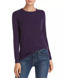 C by Bloomingdales Crewneck Cashmere Sweater at Bloomingdales