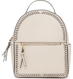CALPAK Kaya Faux Leather Round Backpack   Nordstrom at Nordstrom