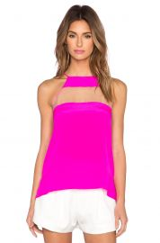 CAMI NYC The High Top in Hot Pink at Revolve