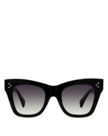CELINE Women  x27 s Polarized Square Sunglasses  50mm Jewelry  amp  Accessories - Bloomingdale s at Bloomingdales