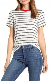 CENY Ringer Tee   Nordstrom at Nordstrom