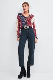 CHAIN PRINT TOP at Zara