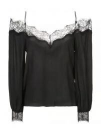CHARLOTTE Top at Goodnight Macaroon
