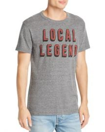 CHASER Local Legend Graphic Tee Men - Bloomingdale s at Bloomingdales