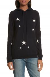 CHINTI   PARKER Star Cashmere Hoodie at Nordstrom